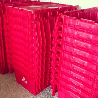 Small Stacks of Redi-Boxes
