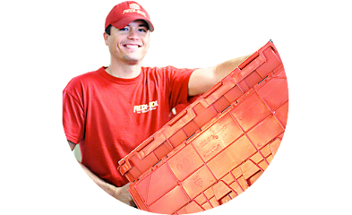 RediBox Delivery man2 Homepage
