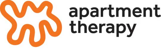 apartment therapy logo Homepage