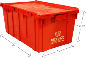 Redi-Box Moving Box Chicago Dimension