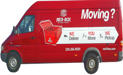 Moving Box Rental Truck Chicago